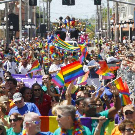 Tampa Pride Diversity Parade