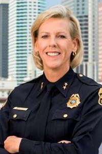 Tampa Chief of Police Jane Castor, 2015 Grand Marshal