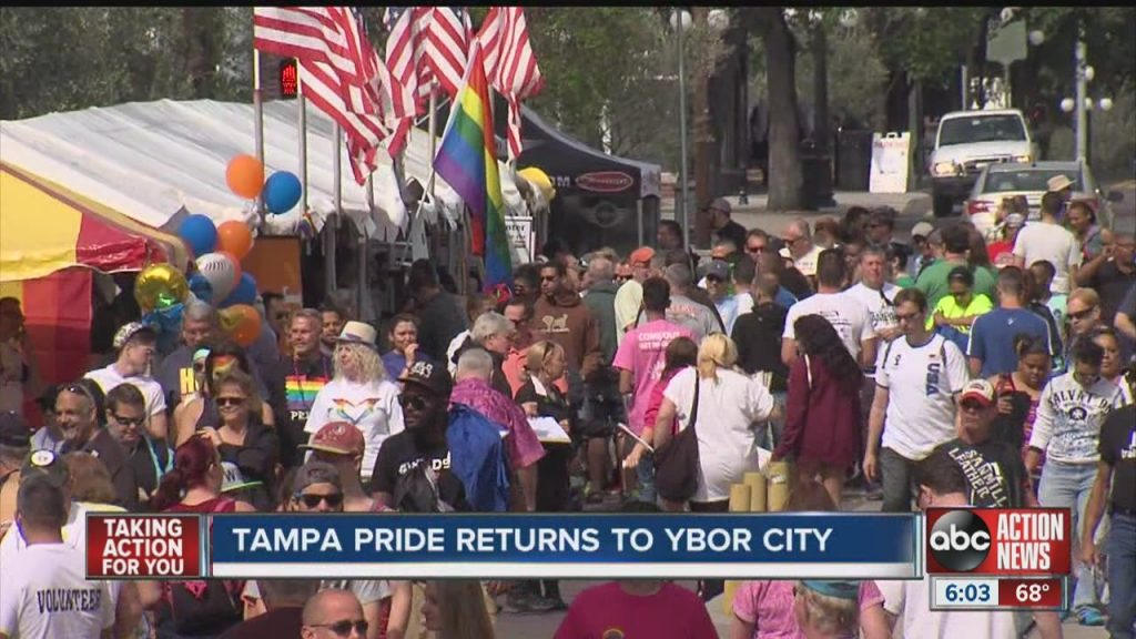 ABC Action News 2015 Diversity Parade Coverage