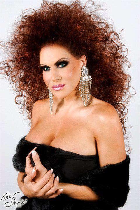 Esme Russel, Miss Tampa Pride 2015