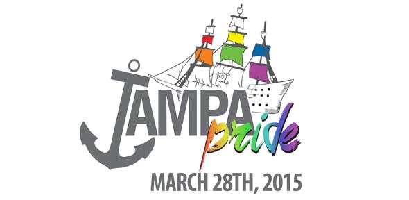 Tampa Pride 2015 Logo