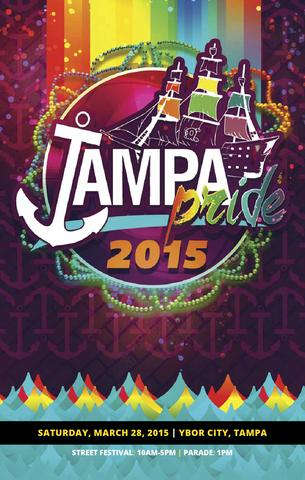 Watermark Magazine 2015 Pride Guide
