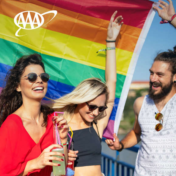 AAA Exclusive Pride Cruise 2022